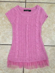 2T Knitted Sweater Dress