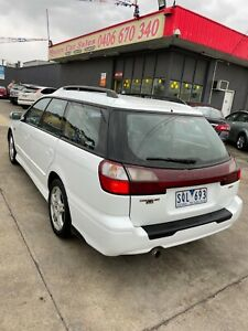 Subaru Liberty Heritage AWD %%% DUAL SUNROOF & RWC + REGO %%% 4 cylinder 2.5 litre & Bluetooth Dandenong Greater Dandenong Preview