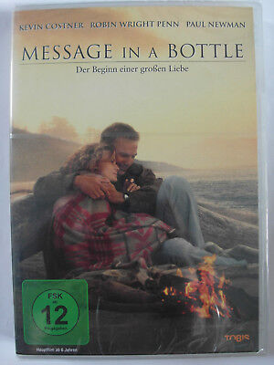 Message in a Bottle - Liebe per Flaschenpost - Kevin Costner, Robin Wright Penn ()