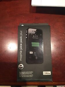 Brand new iPhone 4/4s mophie charging case in box