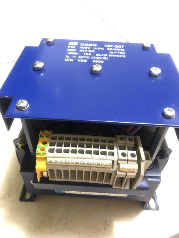 Elektrotechnik Elektronik D7470 Power Transformer 137-207