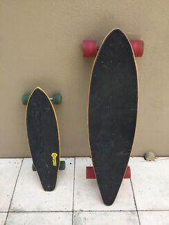 Skate Boards (LongBoards)