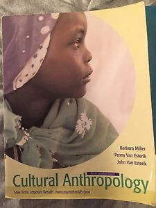 Cultural Anthropology Textbook (4th Canadian edition)