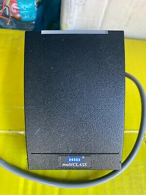 Hid Rp40cknn Readerwriter Wall Switch Smart Card Reader 6125ckn0000