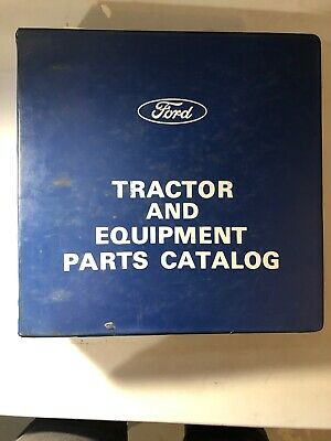 New Holland Tractor 2310-4610 Parts Catalog 125