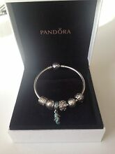 Pandora bangle and charms Doncaster Manningham Area Preview