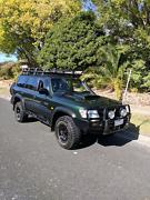 URGENT SALE Nissan Patrol GU TD42 Southbank Melbourne City Preview
