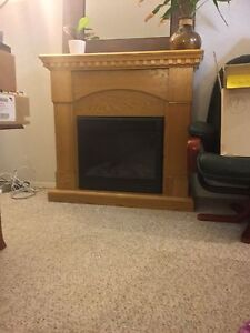 Electric fireplace for sale 100$ OBO