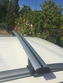 Roof racks brand new condition
