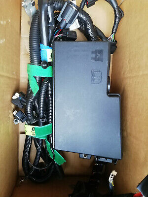 Ford Focus 2008 - 11 Wiring Loom Harness complete + Fuse Box 1595486  NEW Unused