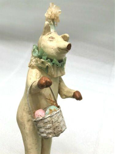 Easter Pig Figure – EASTER HAM by V. Smyers **RARE**