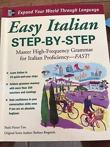 Easy Italian Step-By-Step Coogee Cockburn Area Preview