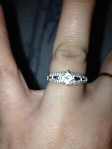 Size 7 Promise/Engagement Ring