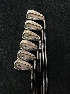 Ping i E1 Irons 5-PW **SECOND HAND**