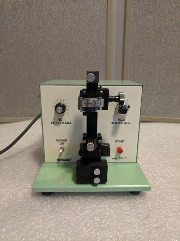 Narishige PB-7 Vertical Micropipette Puller