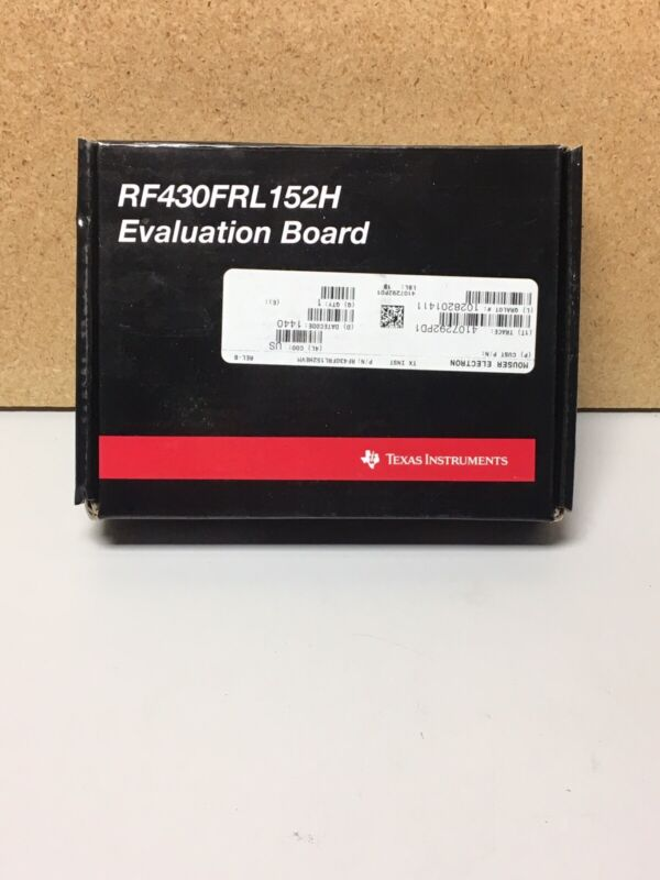 Texas Instruments RF430FRL152H Evaluation Board NEW