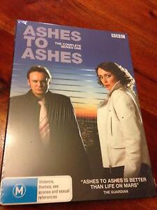 Ashes to Ashes Series 1 DVD Brand New Pick Up Marrickville (BBC) Marrickville Marrickville Area Preview