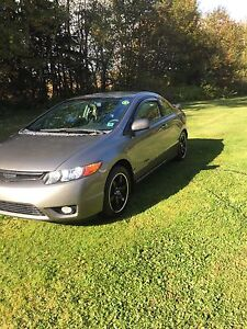 2007 Honda Civic lx-s,    open to trades and offers