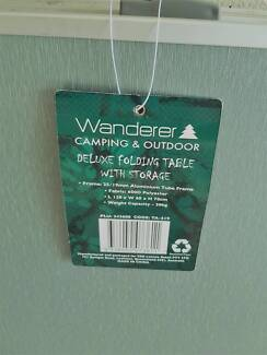 Wanderer Camp Table