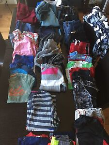 Lot of name brand boys clothes
