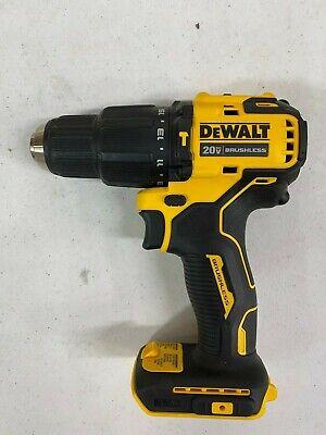 Dewalt Dcd709 20v Li-ion 12 Cordless Brushless Hammer Drill Dcd709b - New