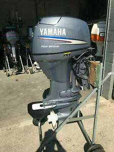 40hp Yamaha 4 stroke PAIR will seperate Southport Gold Coast City Preview