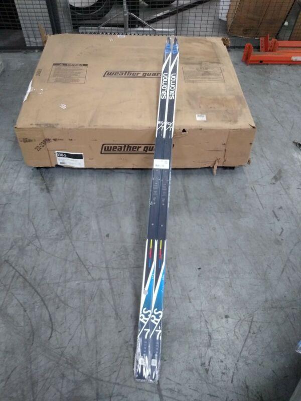 Salomon Rs 7 Ski Skate 181 Cm- New