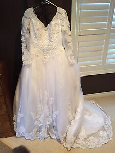 Bridal Gown - Champagne