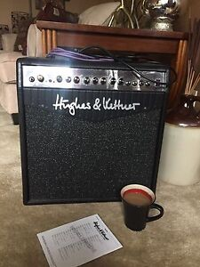Large guitar amp