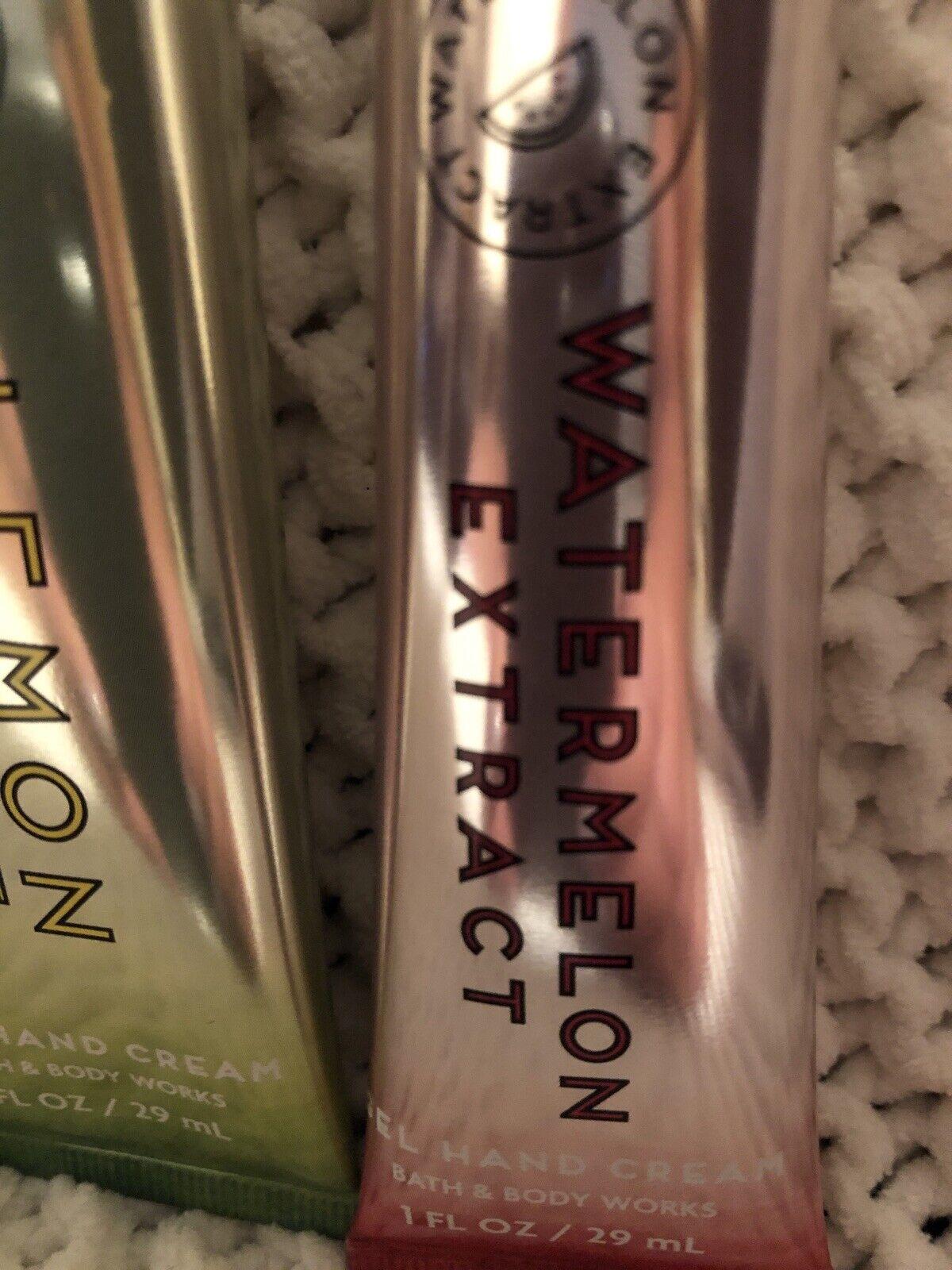 Bath Body Works Hand Cream Lot PINEAPPLE MANGO LEMON WATERMELON HIBISCUS - $19.99