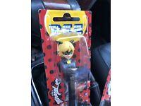 Pez Dispenser Miraculous Ladybug and Cat Noir MOC
