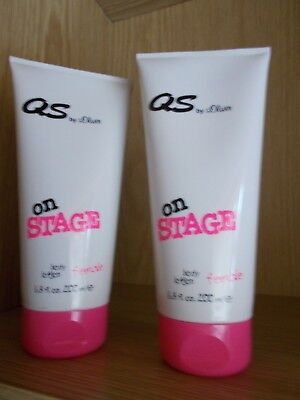 (GP: 100 ml / 6,25 €) S. Oliver Women  on stage   Body Lotion 2 x je 200 ml  gebraucht kaufen  Würselen