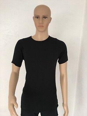 HUGO BOSS  ORANGE NEUF T Shirt    NOIRE