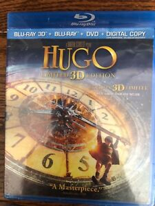 Hugo Limited 3D Edition New Blu Ray