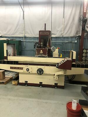 Chevalier Fsg-2040tc 20 X 40 Automatic 3 Axis Surface Grinder