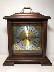 Howard Miller Dual Chime Medford Mantel Clock 612-481