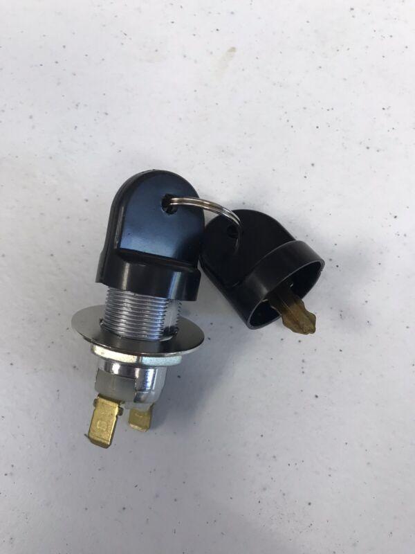 Tennant 222282 - Key Switch 12V DC