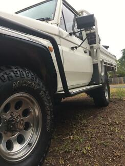 1999 Toyota Landcruiser Redlynch Cairns City Preview
