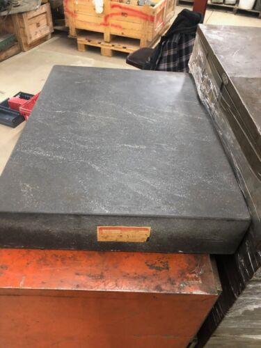 "18"" x 25"" Granite Surface Plate"