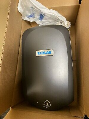 Ecolab Hands Free Wall Mount Soap Dispenser Brand New