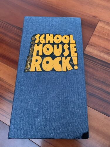School House Rock Kid Rhino 3 CD BOX SET