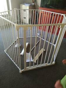 Perma White Multi Barrier/Playpen Anakie Outer Geelong Preview