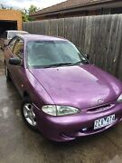 Hyundai Excel 1994 Coupe Lalor Whittlesea Area Preview
