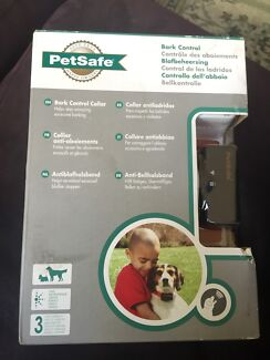 Pet safe bark collar Ascot Vale Moonee Valley Preview
