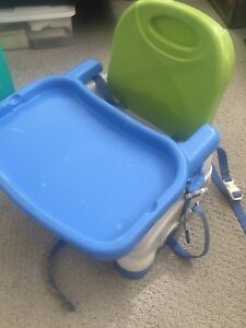 Fisher price portable feeding chair / booster seat