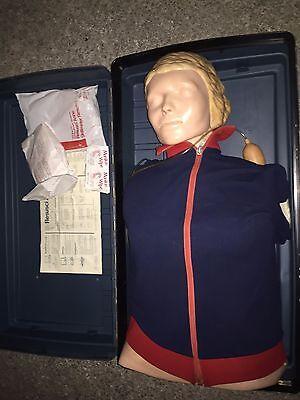 Laerdal Resusci Anne Adult Airway Management Training Torso Manikin Halloween