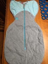 Love to Swaddle Up Winter Warm Baby Swaddle 2.5 Tog MEDIUM Caves Beach Lake Macquarie Area Preview