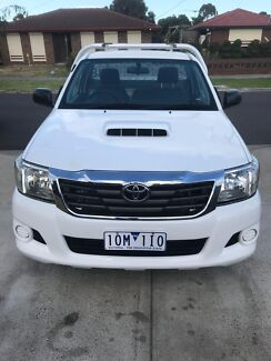 2013 Toyota Hilux SR Hoppers Crossing Wyndham Area Preview