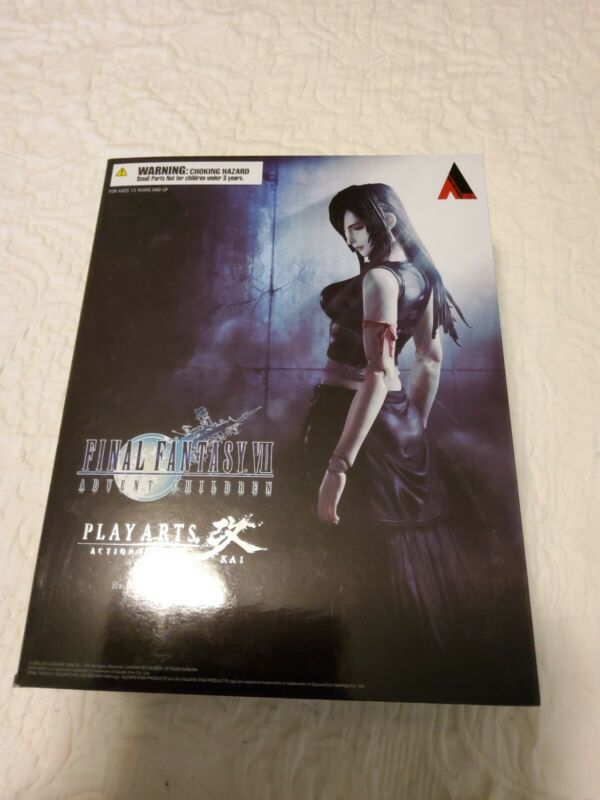Square Enix Play Arts Kai Final Fantasy 7 Advent Children Tifa