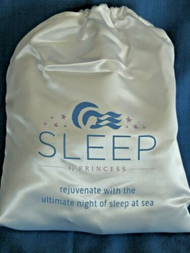 Princess Cruises Satin Sleep Amenity Bag